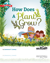NSTA Science Store :: How Does a Plant Grow?: I Wonder Why