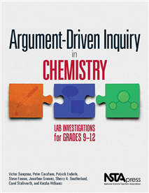 Evidence Linking Chemicals And Learning >> Nsta Science Store Argument Driven Inquiry In Chemistry Lab