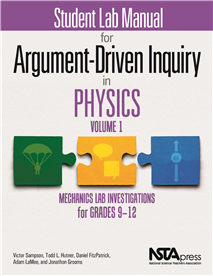 NSTA Science Store :: Student Lab Manual for Argument-Driven