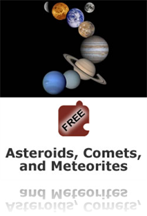 Solar System: Asteroids, Comets, and Meteorites | NSTA ...
